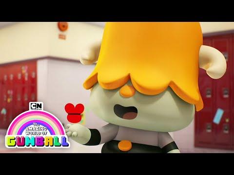Darwin's New Girlfriend I The Amazing World Of Gumball I Cartoon Network