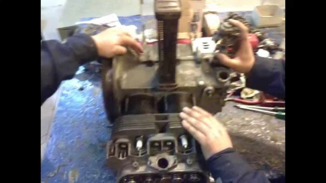 reparacion de motor volkswagen escarabajo youtube