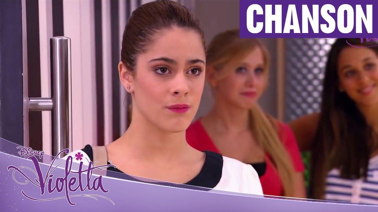 Violetta y Ludmila cantan ¨Te creo¨   Momento Musical   Violetta