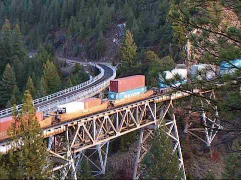 Railfanning Keddie and Williams Loop, California: November 21, 2009