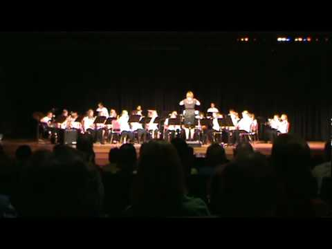 """East Granby Middle School- Jupiter from """"The Planets"""""""
