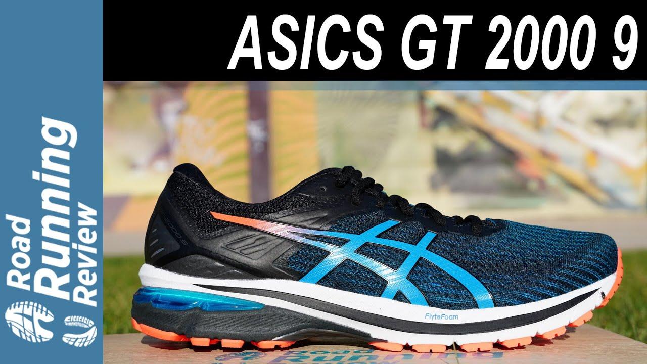 Fundador Reino evaporación  ASICS GT 2000 9 Preview | Pronadores sutiles, esta es vuestra zapatilla de  running - YouTube