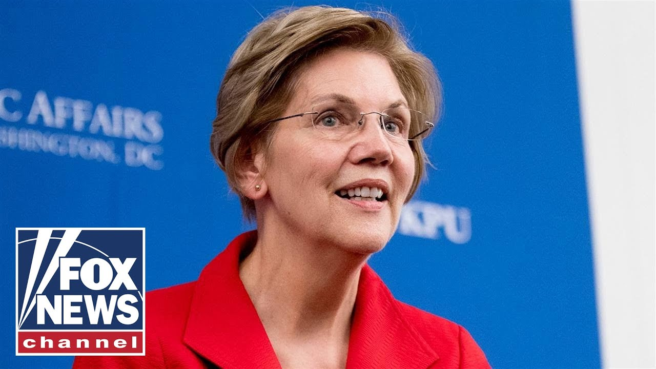Elizabeth Warren doubles down on Trump impeachment push, says it's 'bigger than politics'