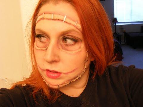 Gotham inspired makeup
