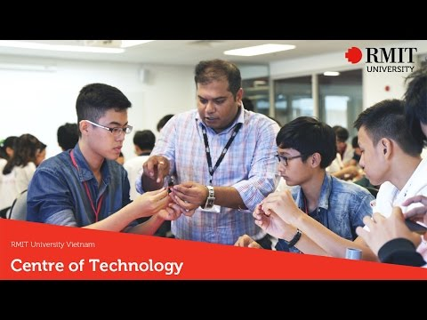 Centre of Technology (CoT) - RMIT Vietnam