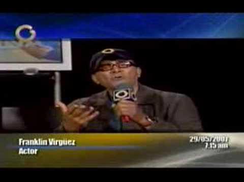 FRANKLIN VIRGUEZ DE RODILLAS POR RCTV