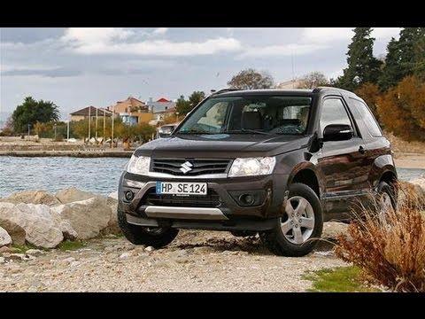 Auto Report - Suzuki Grand Vitara Review (2013 Onwards)