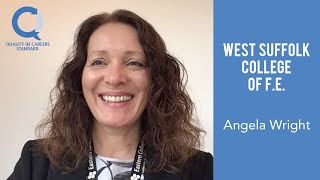 West Suffolk College of FE   Angela Wright v1