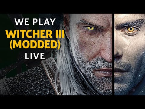 Henry Cavill S Face Modded Into The Witcher 3