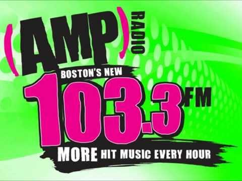 1033 AMP Radio  WODS Boston   More Hit Music Every Hour