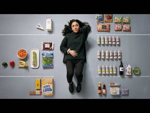 How College Students Spend $100 on Groceries | Cut