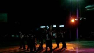 tubigon hca at bacs meet 2009 at ima catigbian bohol 4