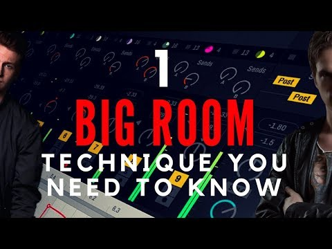 1 Big Room Technique You Need TO Know