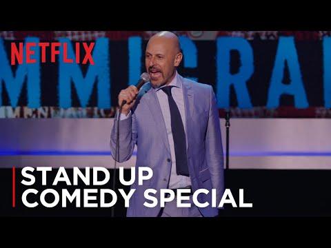 Maz Jobrani: Immigrant | Official Trailer [HD] | Netflix