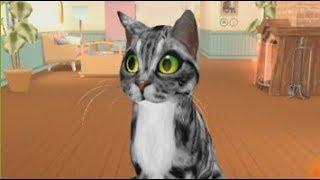 Игра мультик, симулятор кота, cat run #1, кот Том, приключения котенка, симулятор кошки, игрушки