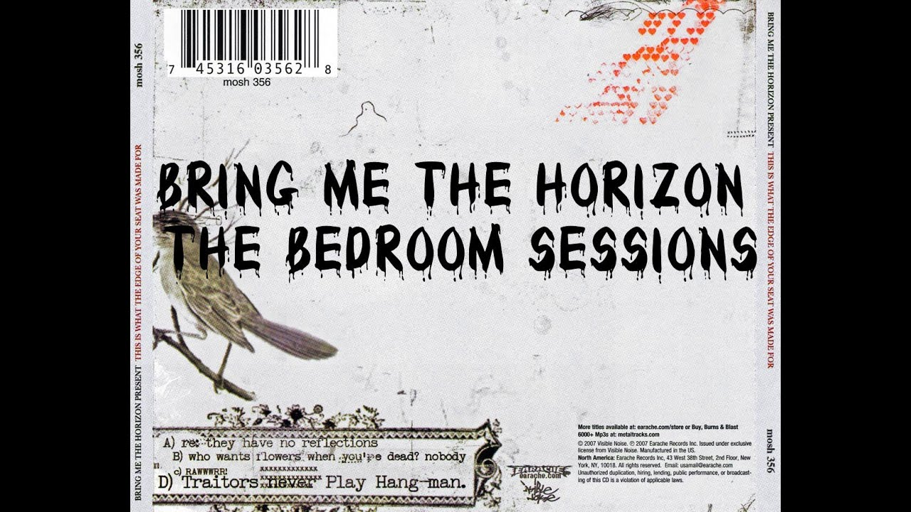 the bedroom sessions bring me the horizon bring me the horizon the bedroom sessions songs 21166