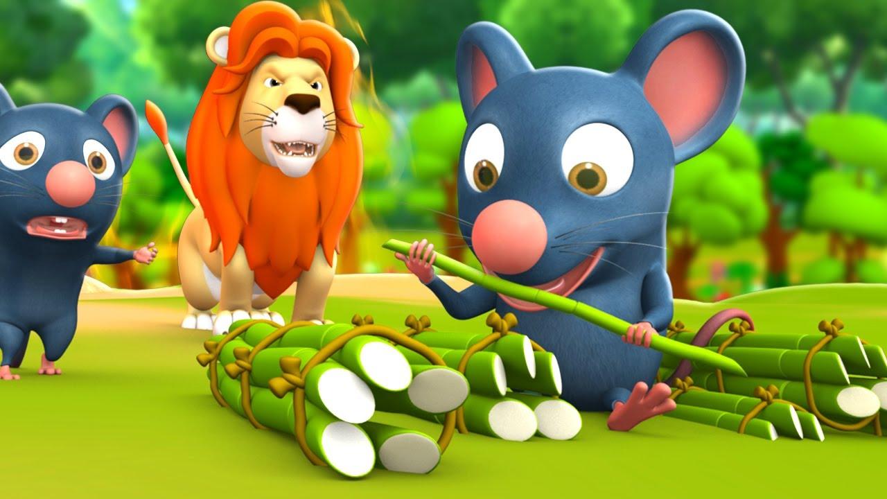 తిండిపోతు ఎలుక - Hungry Mouse Story | 3D Animated Telugu Moral Stories | JOJOTV Telugu Stories