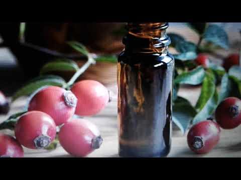 Масло шиповника - польза, применение,противопоказания.