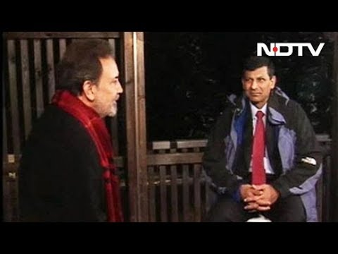Raghuram Rajan Talks To Prannoy Roy About His 2018 Forecast For India