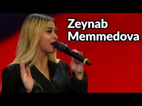 Zeynab Memmedova - Sen De Gidersen   O Ses...