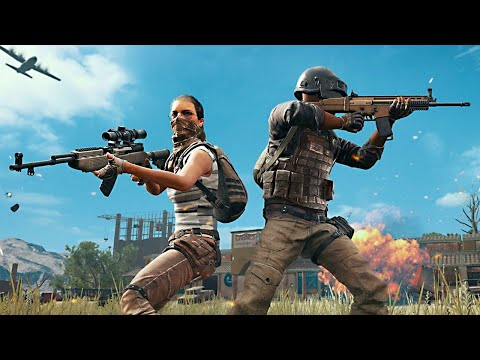 Playing PUBG for the FIRST TIME in 2 YEARS!! (Noob)