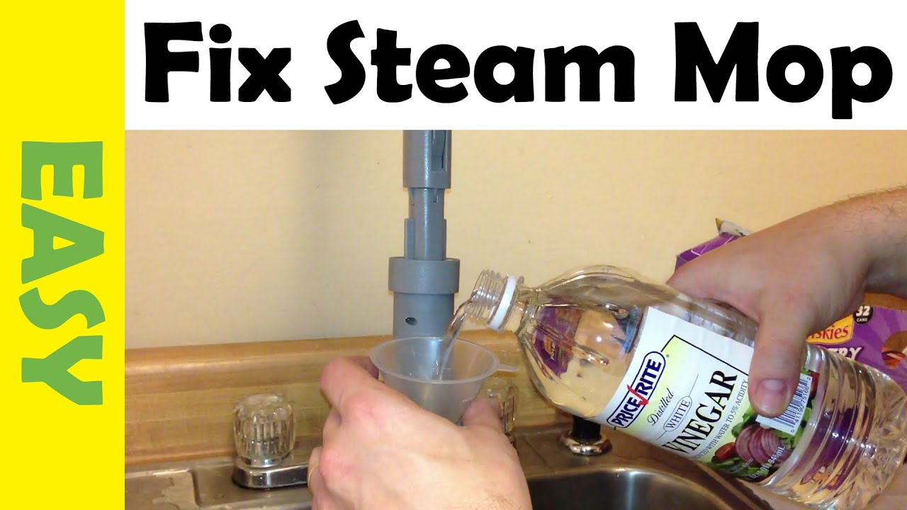 SOLVED How to Fix a Broken Shark Steam Mop