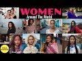 Around The World  I  women  HD