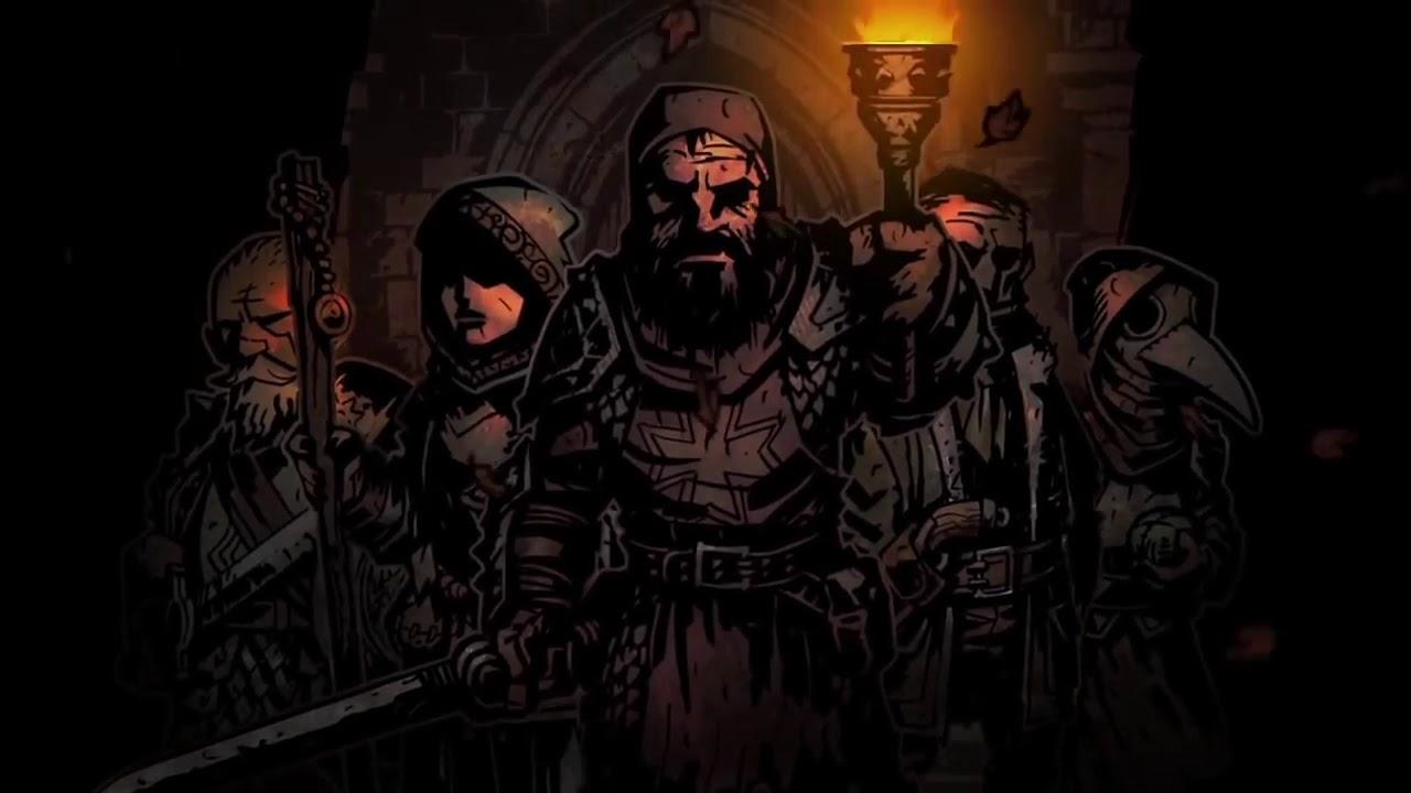 video Darkest Dungeon (Ancestral Edition) – Switch