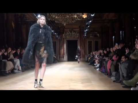 Sharon Wauchob | Fall Winter 2014/2015 Full Fashion Show | Exclusive Video