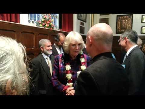 Royal visit at the royal school Wolverhampton 3