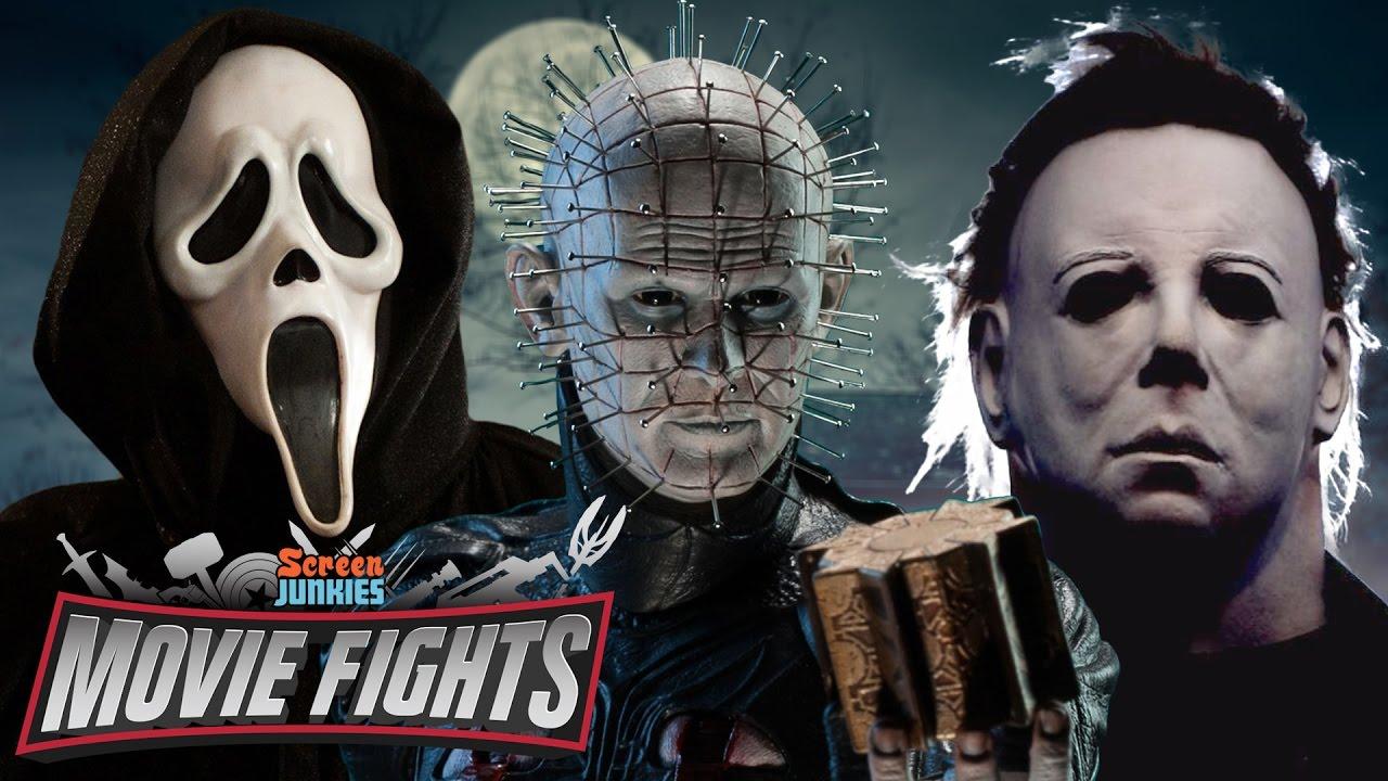Deadliest Horror Villain?! - HORROR MOVIE FIGHTS!!