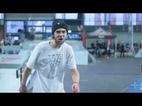 Patrick Rogalski - Kickflip Backside Overcrook - MOTION/EDITION