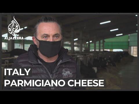 Italian cheese defies business woes