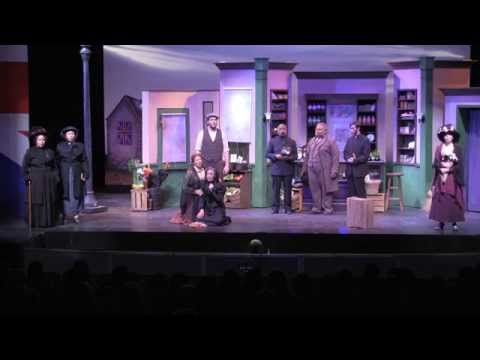 Albert Herring by Benjamin Britten; Miami University Opera Oxford OH