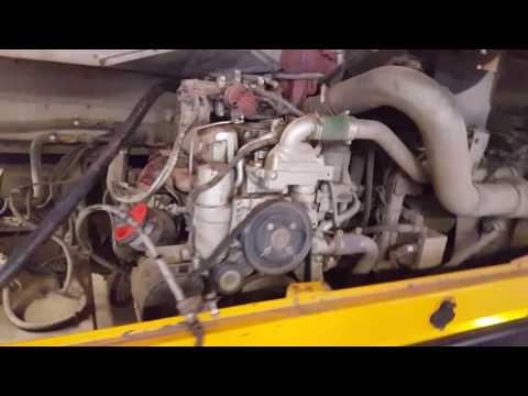 Mercedes Diesel Air Compressor Failure Cause and Repair