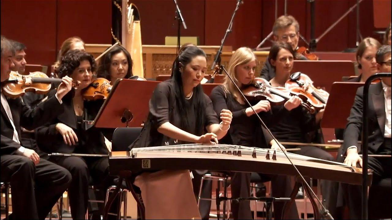 Tan Dun: Konzert für Streichorchester und Zheng ∙ hr-Sinfonieorchester ∙ Yuan Li ∙ Julian Kuerti
