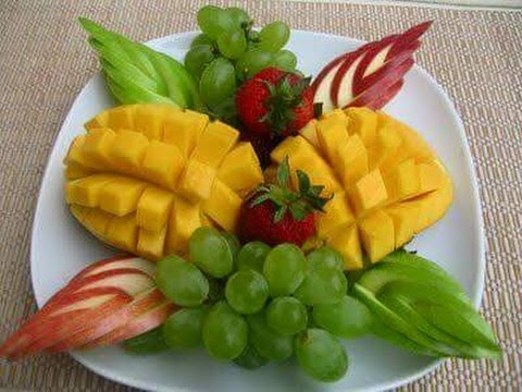 Decorative Fruit Platters Pictures