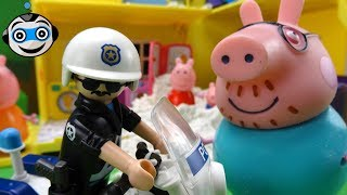 Entran a robar en casa de Peppa Pig