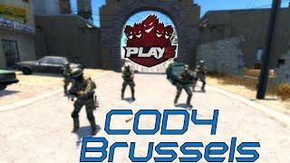 [MOVIE] Brussels CoD4 LAN by chokez