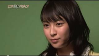 『三ツ矢サイダー』のCMに出演中の瀧本美織ちゃんは、NHKの朝ドラ「てっ...