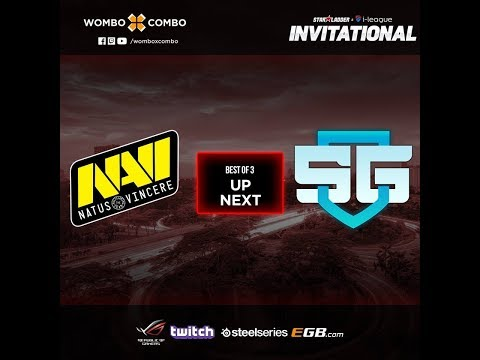 Natus Vincere Vs SG E-Sports Game 1 |StarLadder ImbaTV Invitational Season 5 (BO3)
