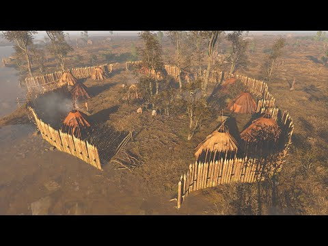 Building First Settlement In Ancient World | Ancient Cities New Updates Gameplay 2021