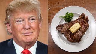 trump s secret steak recipe