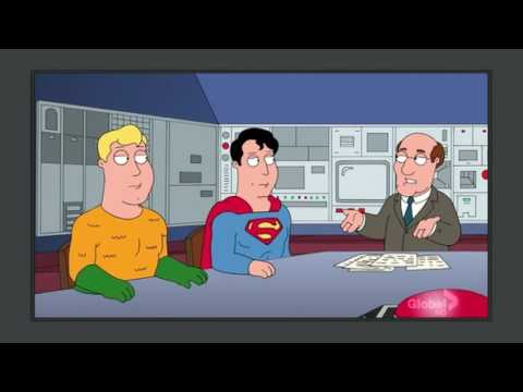 Family Guy - The Super Friends