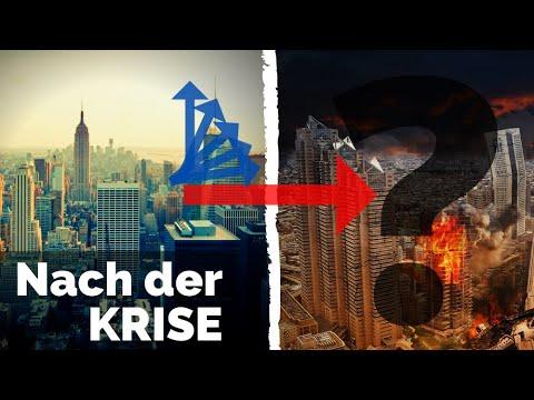WAS KOMMT NACH DER KRISE? 2 SZENARIEN | Friede | Aufruhr & 3. Weltkrieg | Revolution