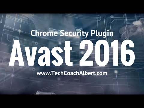 Avast 2016 Review: Chrome Security Extension