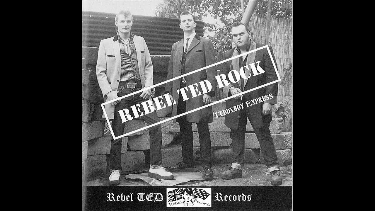 rebel ted rock teddy boy rock 39 n 39 roll youtube. Black Bedroom Furniture Sets. Home Design Ideas