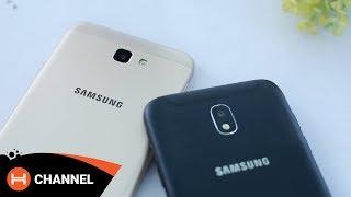 Những tính năng nổi bật trên Samsung Galaxy J7 Pro năm nay
