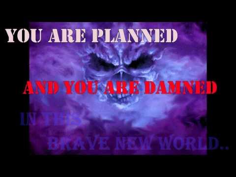 Brave New World - Iron Maiden (Lyrics)
