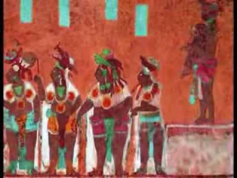 Nativeartefacts.com The Tempel And The Murals Of Bonampak.